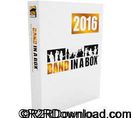 Band in a Box 2016 Free Download [WIN-OSX]