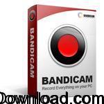 Bandicam 3.4.1.1256 Free Download