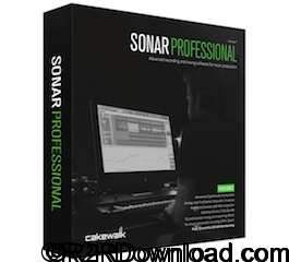 Cakewalk SONAR Professional Free Download [WIN-OSX]