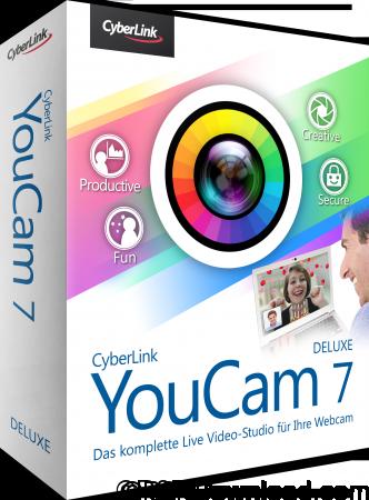 CyberLink YouCam Deluxe 7 Free Download