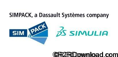 Dassault Systemes SIMULIA (ex-INTEC) Simpack 2017 Build 53