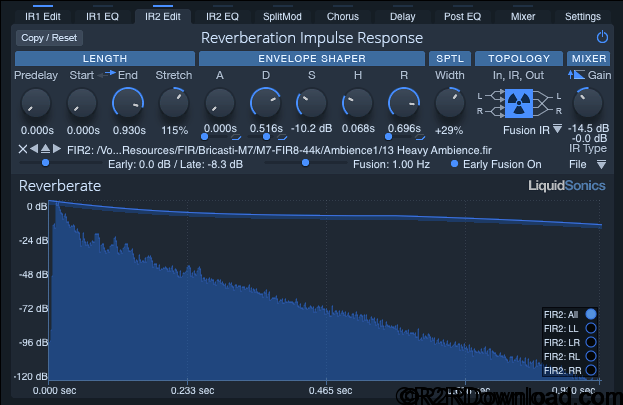 LiquidSonics Reverberate 2 Free Download