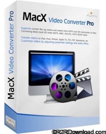 MacX Video Converter Pro 6.0.4 Free Download