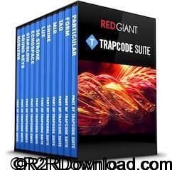 Red Giant Trapcode Suite 14.0.4 Free Download (WIN-OSX)