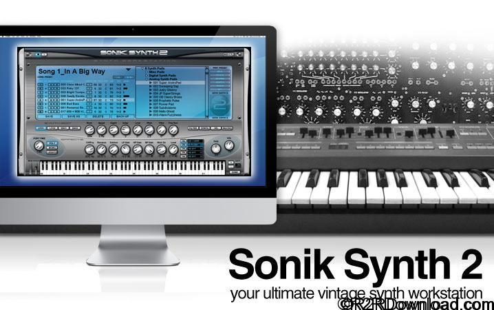 IK Multimedia Sonik Synth v2.1 VST VSTi RTAS AU (WIN-OSX)