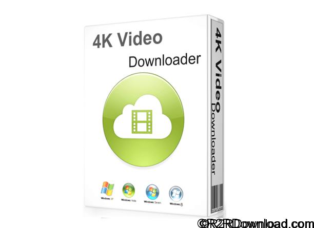 4K Video Downloader 4.3.2 Free Download