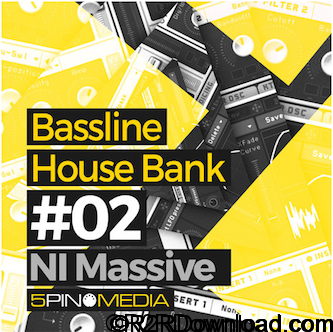 5Pin Media Bassline House NI Massive