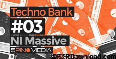 5Pin Media Techno NI Massive