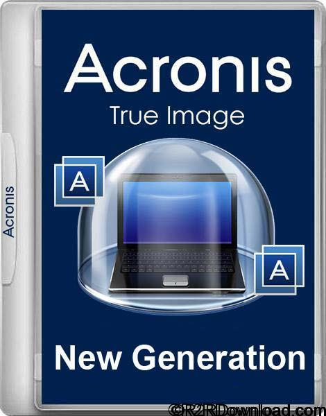 Acronis True Image 2017 New Generation 21.0 Free Download