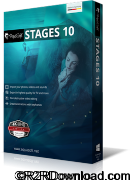 AquaSoft Stages 10.5 Free Download