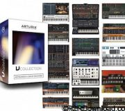 Arturia V Collection 5 2017 Free Download [MAC-OSX]