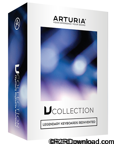 Arturia V Collection 5 v5.3.0 Free Download