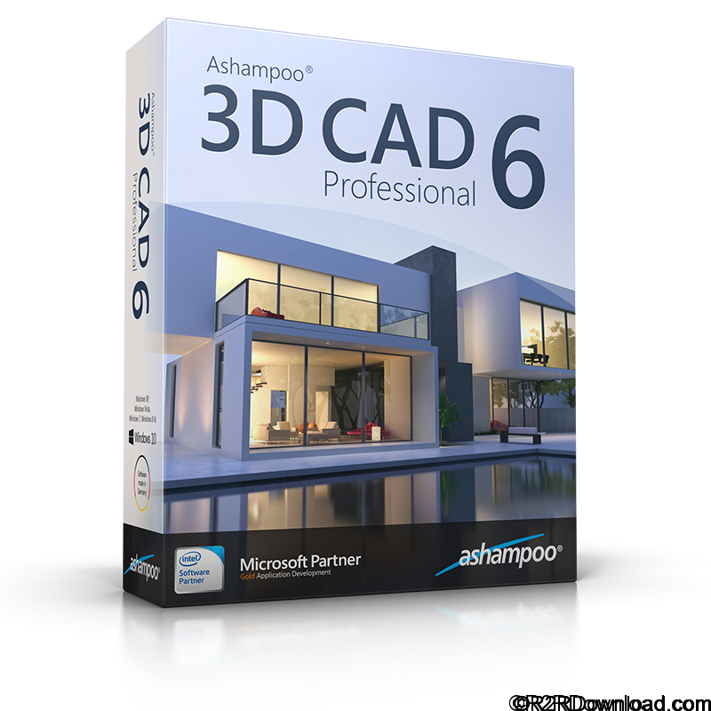 Ashampoo 3D CAD Professional 6 Free Download