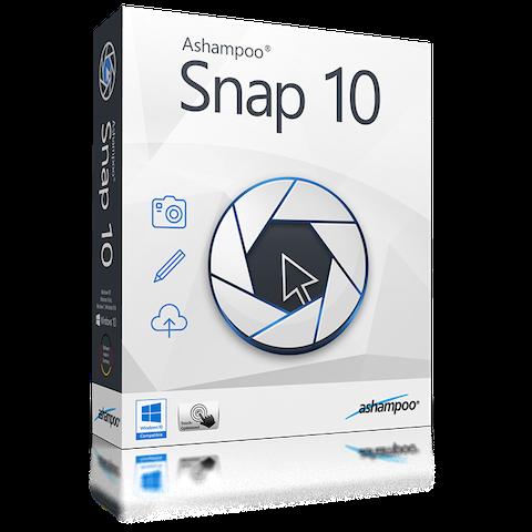 Ashampoo Snap 10.0.3 Portable