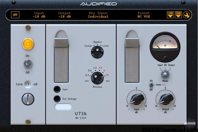 Audified U73b Compressor v2.0.1 Free Download