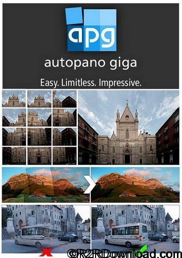 Autopano Giga 4.4.1 Free Download [WIN-OSX]