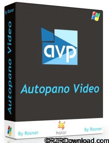Autopano Video Pro 2.5.2 Free Download(x64)