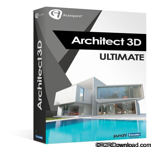 Avanquest Architect 3D Ultimate 2017 19.0.2 Free Download