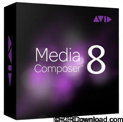 Avid Media Composer 8.4.2 Free Download [MAC-OSX]
