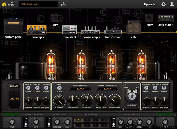 BIAS AMP Professional Free Download [WIN-OSX]
