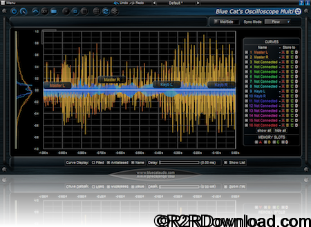 Blue Cat Audio Oscilloscope Multi 2.1 Free Download [WIN-OSX]
