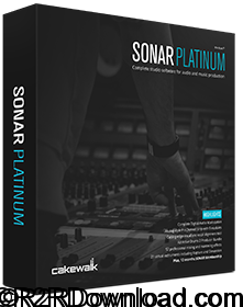 Cakewalk SONAR Platinum v23.5.0.32 with Plugins