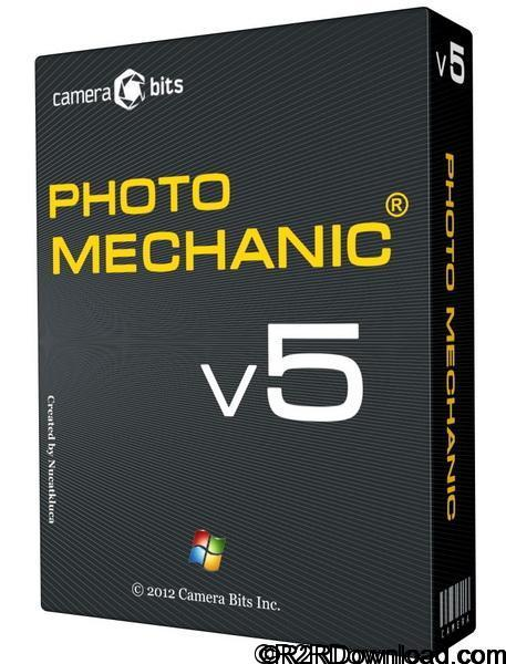 Camera Bits Photo Mechanic 5 Free Download