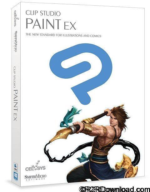 Clip Studio Paint EX 1.6.6 Free Download [WIN-OSX]