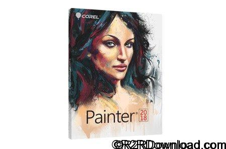 Corel Painter 2018 Free Download [WIN-OSX]