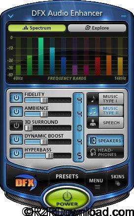 DFX Audio Enhancer 13.006 Free Download