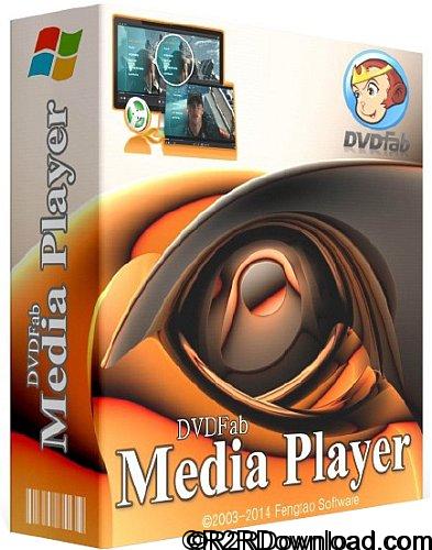 DVDFab Media Player Pro 3.1 Free Download