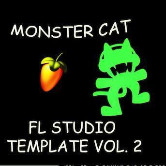 FL Studio Monstercat Style Template Vol.2 FLP WAV MIDI