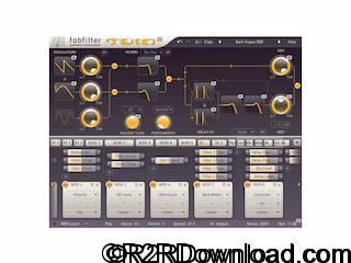 FabFilter Twin 2 Free Download [WIN-OSX]