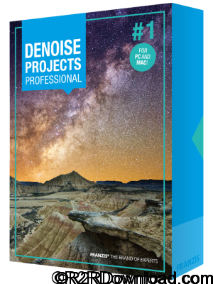 Franzis DENOISE Projects Professional 1.17.02351 Free Download