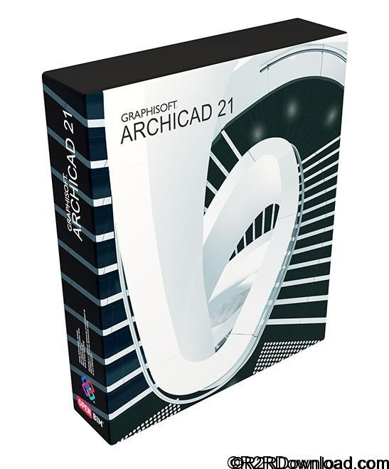 GraphiSoft ARCHICAD 21 Free Download(Mac OS X)