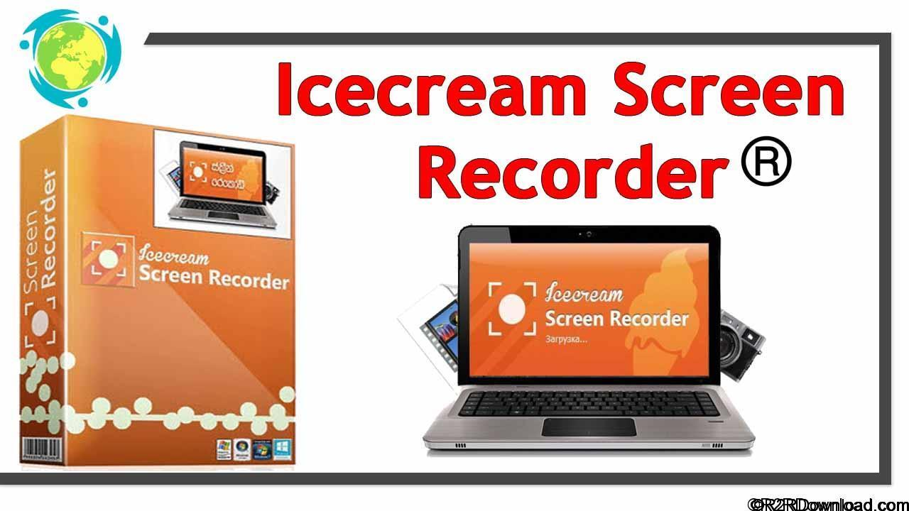Icecream Screen Recorder Pro 4.89