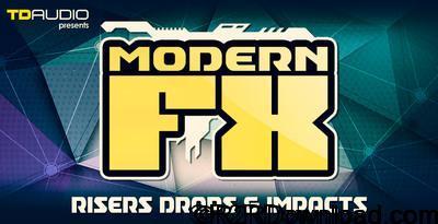 Industrial Strength TD Audio Modern FX WAV