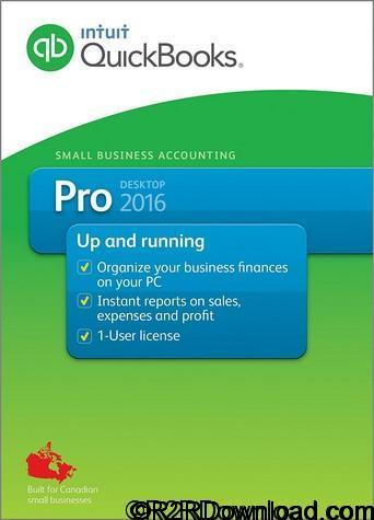 QuickBooks Desktop Pro 2016 Free Download