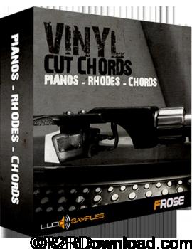 Lucid Samples Vinyl Cut Chords WAV