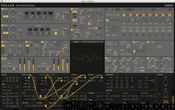 Max for Cats Pallas v1.1 for Ableton Live v9.7.1 Free Download