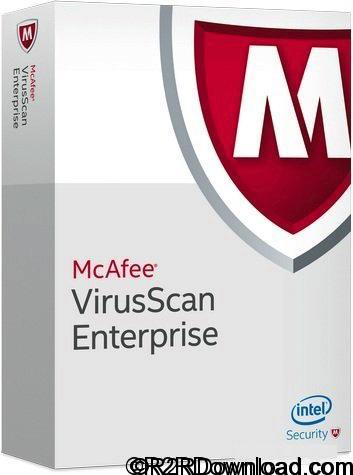McAfee VirusScan Enterprise 8.8 Patch 9 Pre-Activated