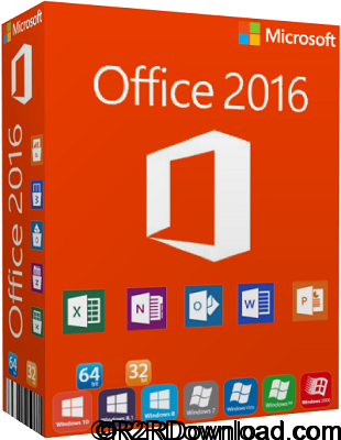 Microsoft Office 2016 Professional Plus 16 Free Download