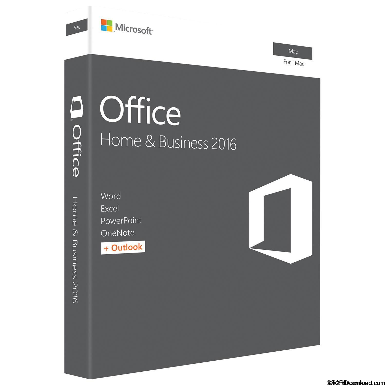 Microsoft Office 2016 for Mac 15.35.0 Free Download