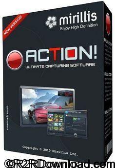 Mirillis Action 2.5.5 Free Download