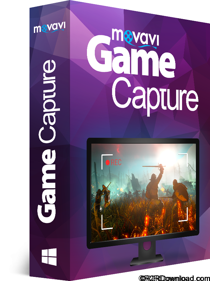 Movavi Game Capture 4.3.3 Free Download