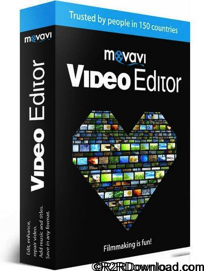 Movavi Video Editor 12.5 Free Download