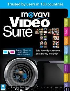 Movavi Video Suite 16.4 Free Download