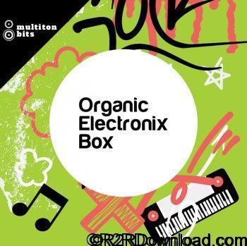 Multiton Bits Organic Electronix Box MULTiFORMAT