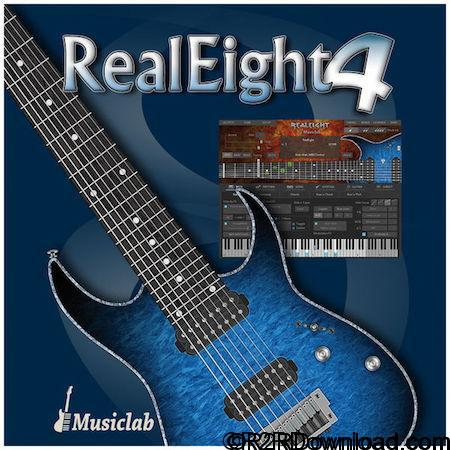 MusicLab RealEight 4 Free Download [WIN-OSX]
