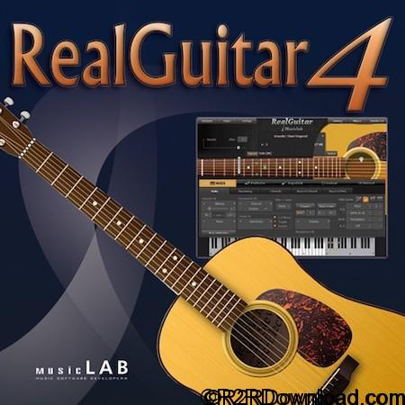 MusicLab RealGuitar 5 Free Download [WIN-OSX]